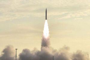 Trung Quốc thử nghiệm thành công tên lửa siêu thanh mới