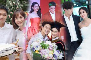 4 cặp đôi 'trai tài gái sắc' của điện ảnh Thái Lan đã chứng tỏ: Yêu càng lâu thì càng đậm sâu