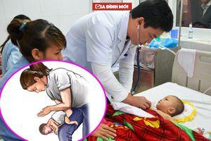 Bị hóc khi ăn bún, bé trai 6 tuổi tử vong