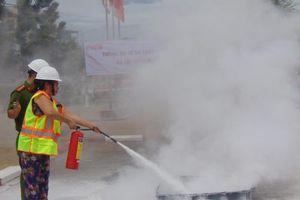 Đà Nẵng: Tập huấn Phòng cháy chữa cháy cho người dân địa phương