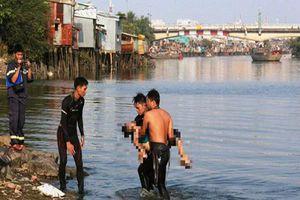 Hai vợ chồng cứu 2 cháu bé đuối nước, cả 4 người cùng tử vong
