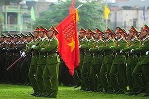 Công an các đơn vị, địa phương tổ chức Hội thi chào mừng Ngày truyền thống lực lượng CAND