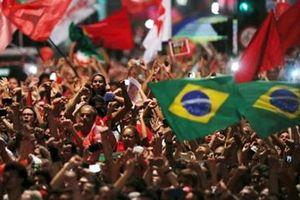 Brazil chính thức khởi động chiến dịch tranh cử Tổng thống