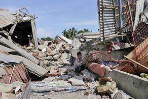 Động đất 6,6 độ richter ở Indonesia