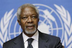 Ghana tuyên bố tuần lễ tưởng nhớ cựu Tổng Thư ký Liên Hợp Quốc Kofi Annan