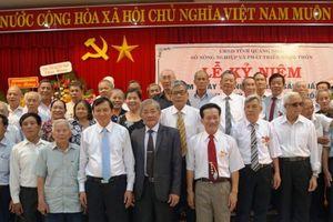 Mật danh HP60 - tổ chức tiền thân của Sở NN-PTNT Quảng Ngãi