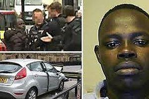 Đối tượng lao xe bên ngoài Quốc hội Anh bị cáo buộc tội giết người