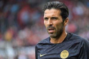 Màn trình diễn của Buffon trong trận thắng của PSG