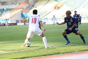 HLV Olympic Nhật Bản nói gì sau trận thua Việt Nam?