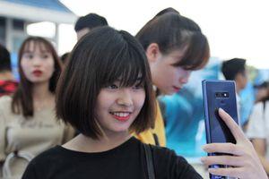 SamFan ở Hà Nội thích S Pen, camera, hiệu năng của Galaxy Note9