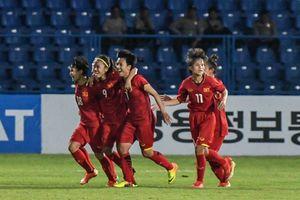 Đánh bại Thái Lan, tuyển nữ Việt Nam sớm giành vé đi tiếp tại ASIAD 18