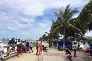 Đà Nẵng: Phát hiện thi thể nam thanh niên nổi trên biển