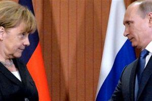 Châu Âu cáo buộc Đức phản bội dỡ trừng phạt Nga