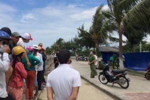 Đà Nẵng: Phát hiện thi thể một nam thanh niên nổi trên biển