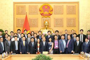 Chính phủ sẽ tạo môi trường tốt nhất cho trí thức người Việt đóng góp phát triển đất nước