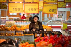 Kinh tế Nga 'vẫn vững trước trừng phạt của Mỹ'