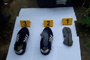 Vụ hai vợ chồng bị sát hại ở Hưng Yên: Phát hiện đôi giầy của nghi phạm gần hiện trường