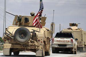IS 'trở lại mạnh mẽ' tại các vùng có quân nổi dậy thân Mỹ?