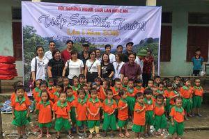200 suất quà đến với học sinh nghèo Quỳ Châu