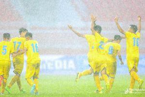Thắng kịch tính Khánh Hòa, U15 SLNA giành vé vào chung kết