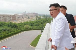 Lãnh đạo Triều Tiên với tham vọng phát triển khu du lịch biển