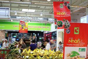 Sau vải thiều, nhãn lồng... nhiều đặc sản khác sẽ có mặt tại các siêu thị lớn