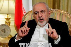 Ngoại trưởng Javad Zarif kêu gọi 'chống lại Washington' để bảo vệ thỏa thuận hạt nhân Iran