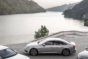 A6 Saloon, A6 Avant và A7 Sportback ra mắt phiên bản động cơ dầu