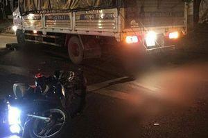 Cả 3 người trong gia đình tử vong thương tâm dưới bánh xe tải khi đưa con nhỏ đi khám bệnh