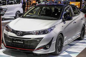 Toyota Vios 2018 có thêm phiên bản ngoại hình thể thao