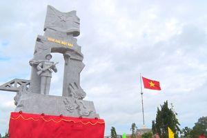 Quảng Trị: Khánh thành tượng đài Chiến sĩ Công an nhân dân vũ trang bảo vệ giới tuyến