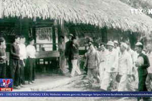 Tháng 8 về nơi diễn ra Quốc dân Đại hội Tân Trào