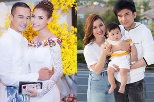 Mặc tin đồn giới tính, loạt sao nam Việt vẫn hạnh phúc bên vợ con