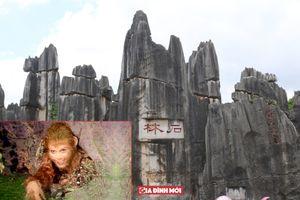 Bí mật nơi Tôn Ngộ Không bị nhốt 500 năm dưới đá