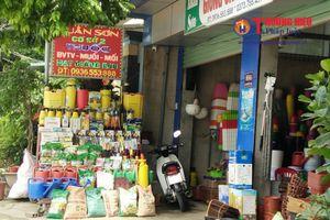 Thanh Hóa: Cần quản lý chặt chẽ các mặt hàng vật tư nông nghiệp