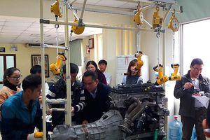 Năm thứ 14 Toyota triển khai Monozukuri tại Việt Nam
