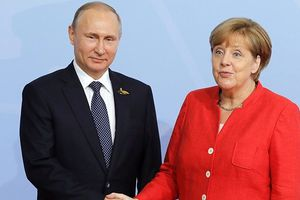 Thượng đỉnh Nga- Đức: 'Cài đặt lại' mối quan hệ trên nền tảng thực tế
