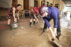 Nghệ An có 6 người chết do mưa lũ sau bão số 4