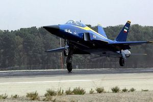 Iran tuyên bố ra mắt máy bay chiến đấu mới vào ngày 22/8
