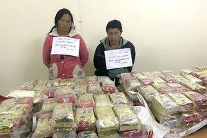 Tử hình 3 đối tượng về tội mua bán 171kg heroin tại Điện Biên