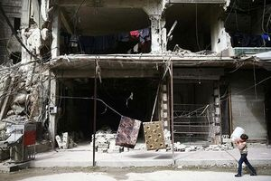 Mỹ hủy dự án hỗ trợ tái thiết Syria: Toan tính thận trọng