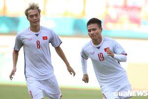 Trực tiếp U23 Việt Nam vs U23 Nhật Bản, bóng đá nam ASIAD 2018