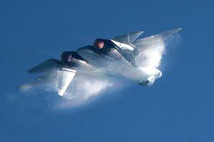 Hé lộ sức mạnh siêu phi cơ Su-57 trên chiến trường Syria