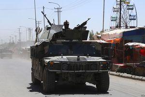 Afghanistan: Lực lượng an ninh giải cứu hàng trăm con tin do Taliban bắt cóc