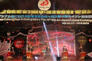 Rực rỡ đêm bế mạc 'Những ngày văn hóa Nhật Bản tại Quảng Nam'