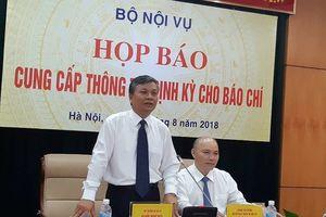 Bộ Nội vụ nói về việc sắp xếp bộ máy của Bộ Công an