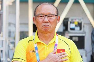 Báo Hàn Quốc: 'Phép màu Park Hang-seo giúp Olympic VN thắng Nhật Bản'