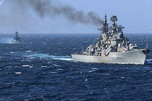 Tàu tuần dương Nga lọt vào danh sách tàu chiến 'hùng mạnh nhất' thế giới