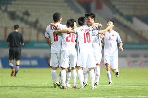 Văn Quyết xuất sắc nhất U23 Việt Nam trong trận thắng U23 Nhật Bản