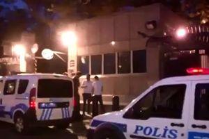 Xả súng Đại sứ quán Mỹ tại Ankara: Xuất hiện ôtô trắng